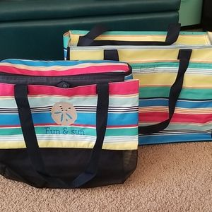☀️NEW Thirty-One Bundle in Patio Pop Partern